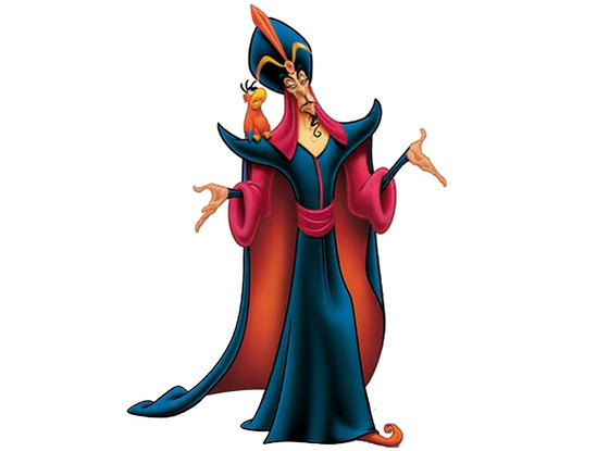 Disney Villains, Jafar, Aladdin