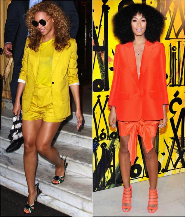 Beyonce, Solange