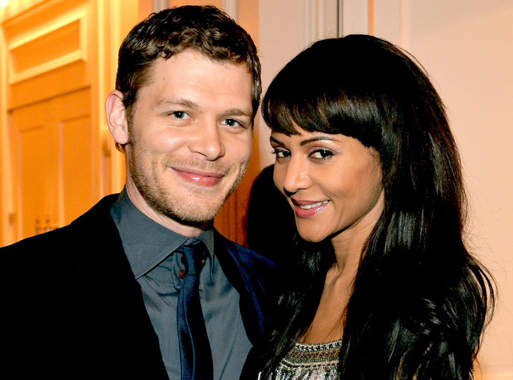 Joseph Morgan, Persia White