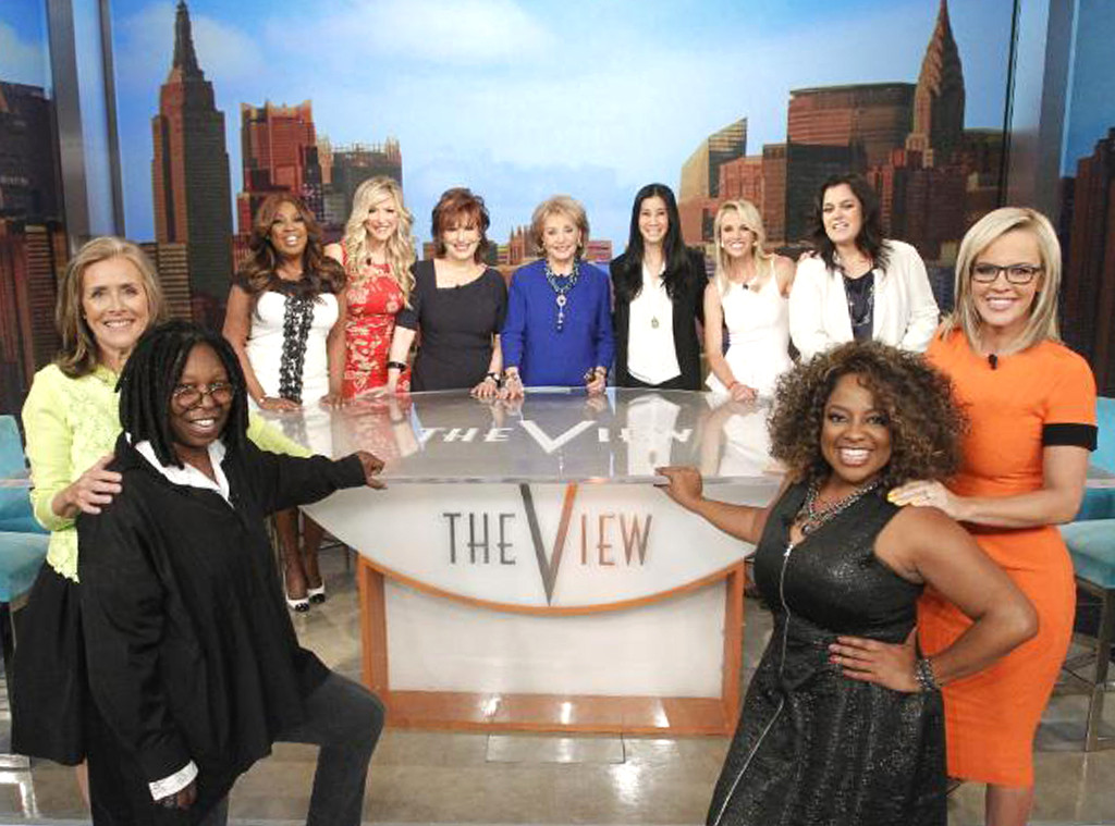 The View, Barbara Walters