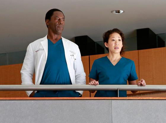 Grey's Anatomy, Sandra Oh