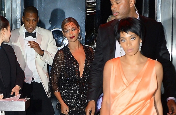 and knowles Beyonce solange