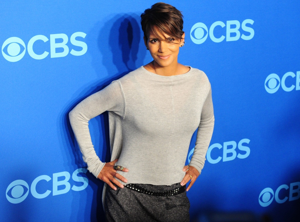 Halle Berry, CBS Upfronts