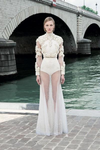 Bridal Kim Kardashian