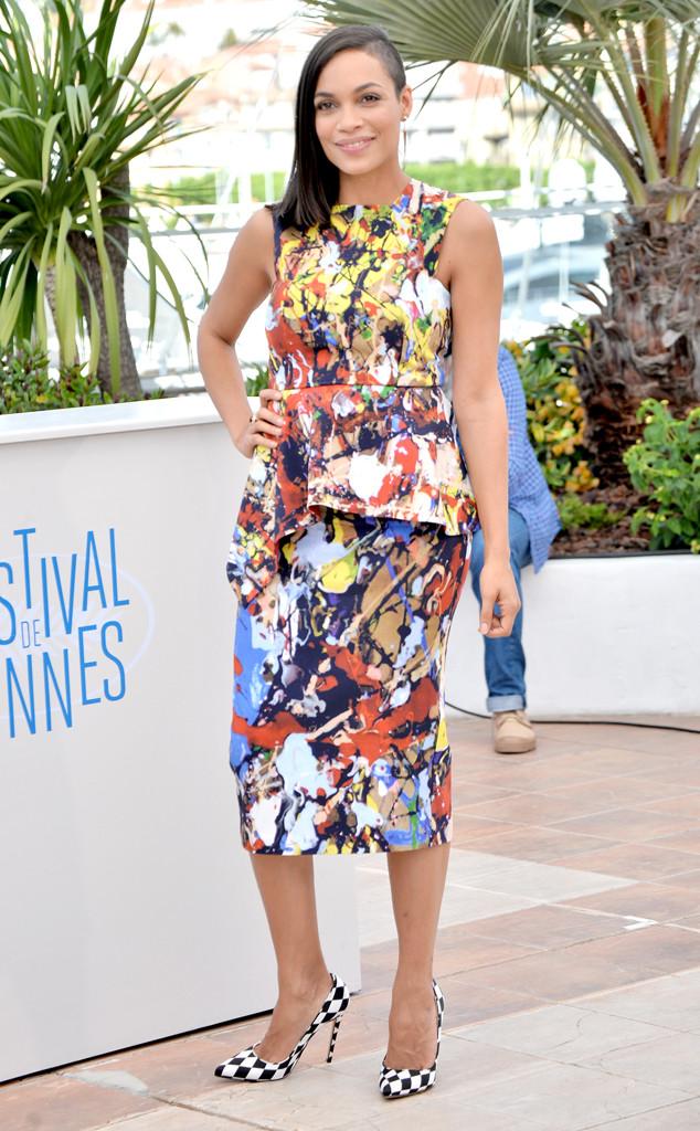 Rosario Dawson, Cannes