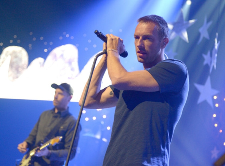 Chris Martin Dishes on New Coldplay Album, Personal Music: Whatever