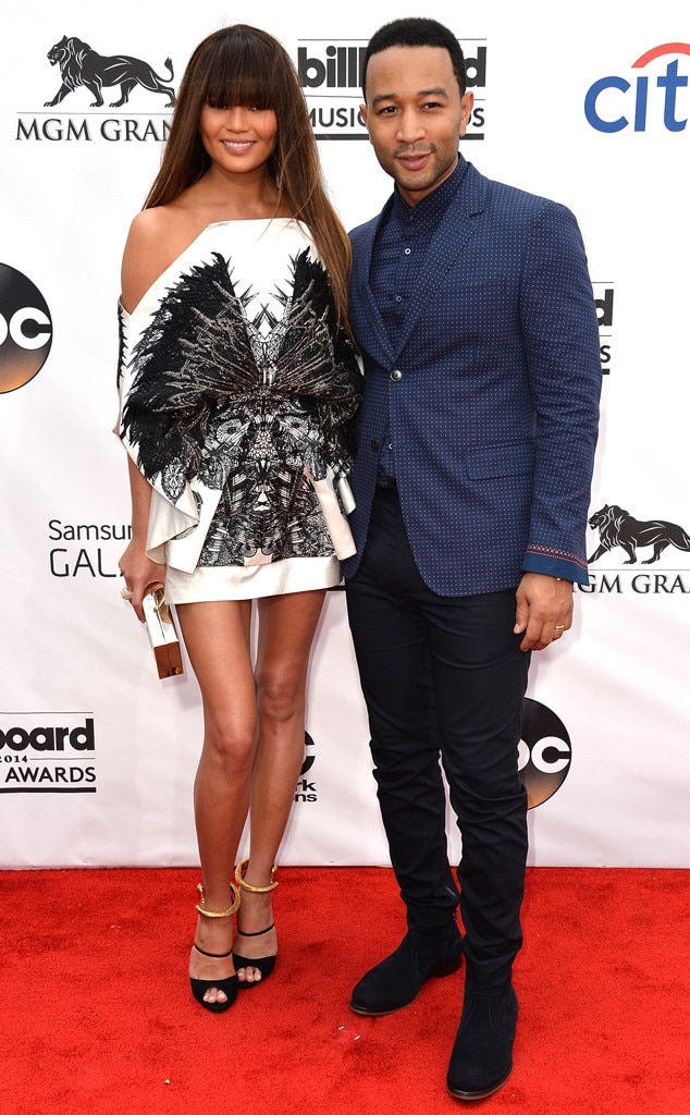 Chrissy Teigen & John Legend -  Date night!