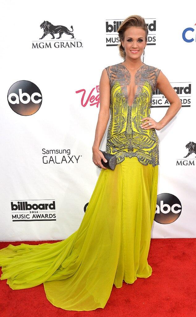 Carrie Underwood, Billboard Music Awards