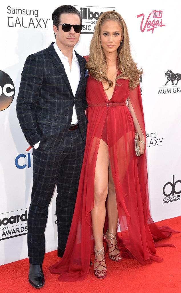 Casper Smart, Jennifer Lopez, Billboard Music Awards