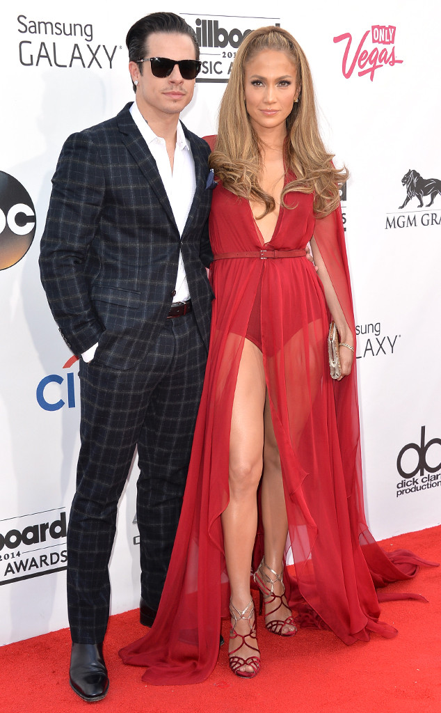 Casper Smart, Jennifer Lopez, Billboard Music Awards
