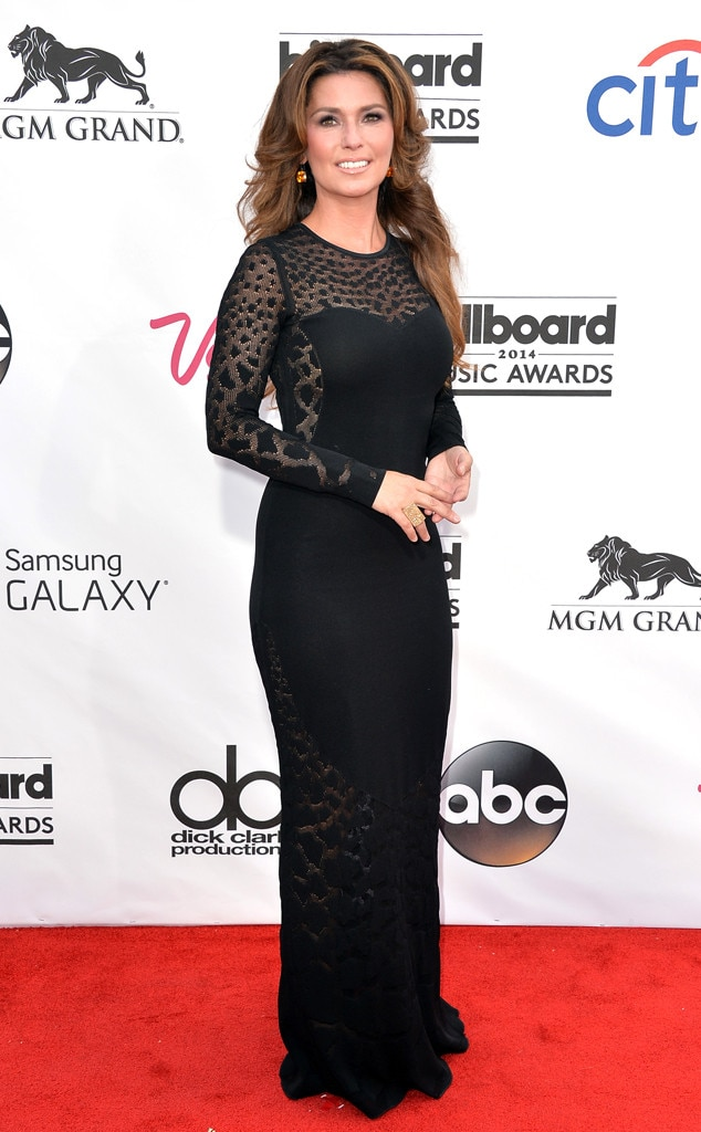 Shania Twain, Billboard Music Awards