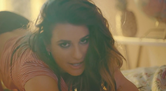 Lea Michele On My Way
