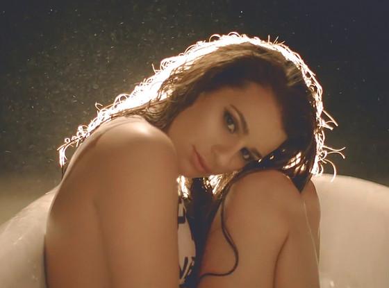 Lea Michele, On My Way Video Screengrabs