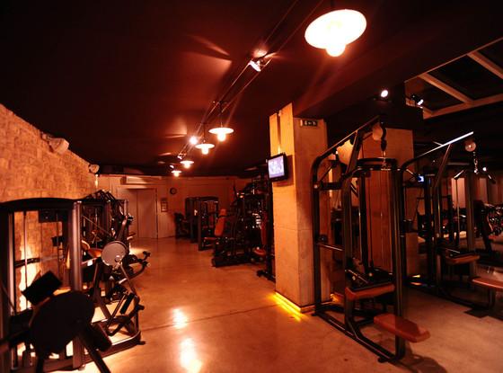 L'usine Gym Kim Kardashian