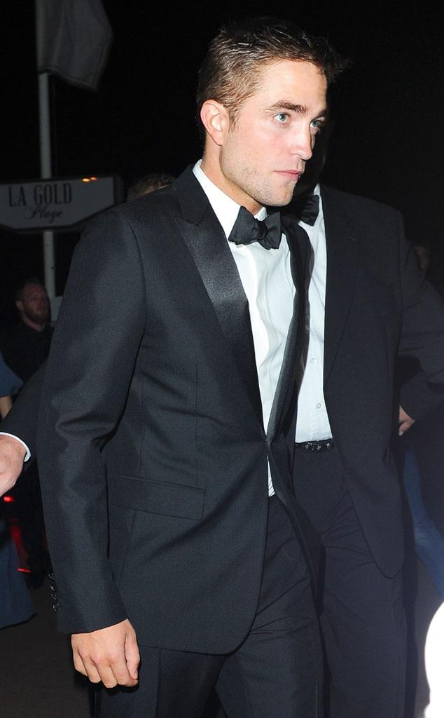 Bow Tie Boys, Robert Pattinson