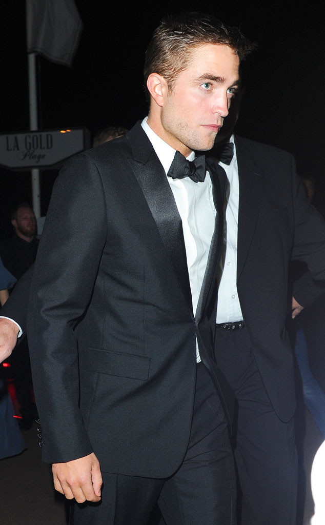 Bow Tie Boys, Robert Pattinson