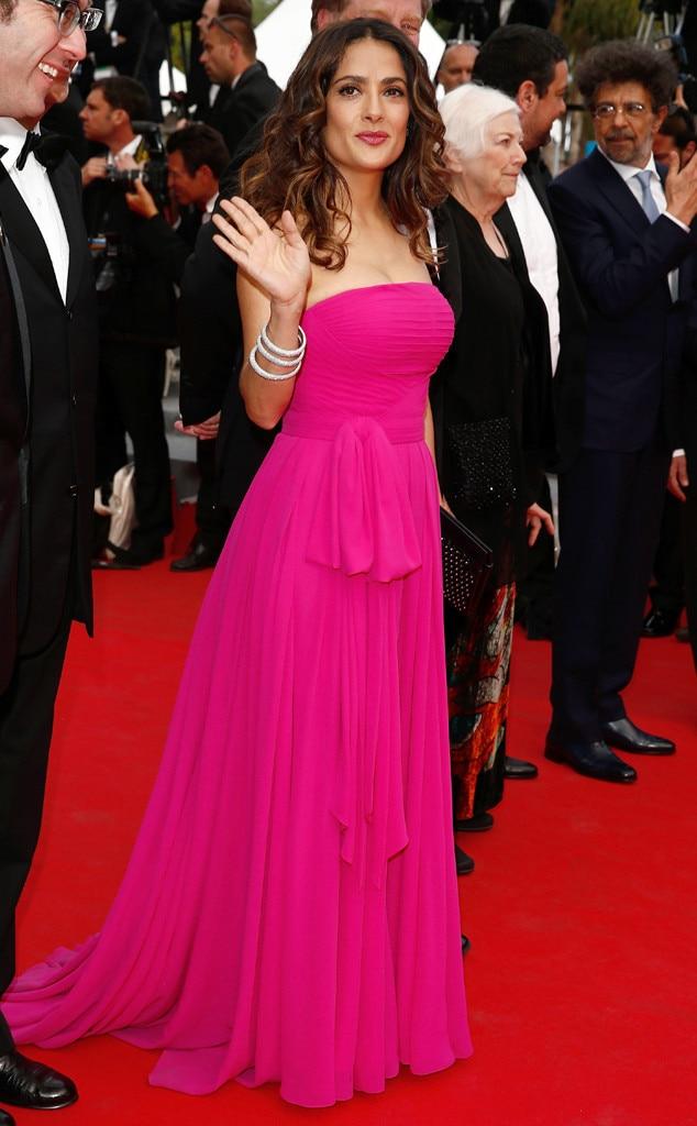 Salma Hayek, Cannes