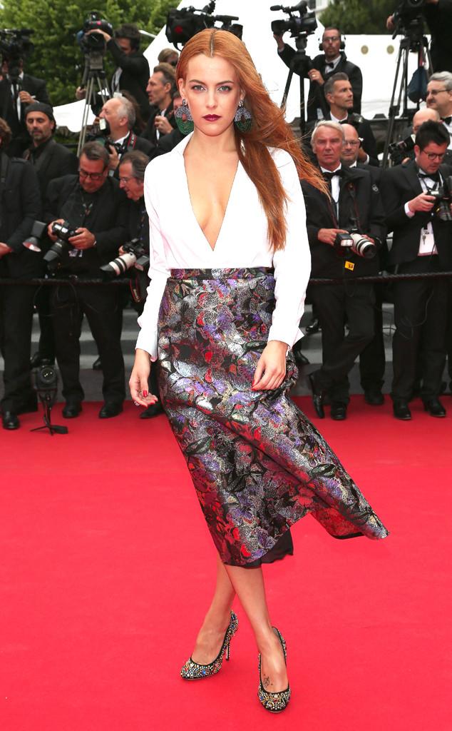 Riley Keough, Cannes Film Festival