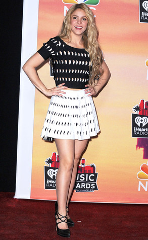 Shakira, iHeartRadio Awards