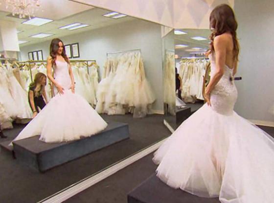TD Clip, Brie Wedding Dress