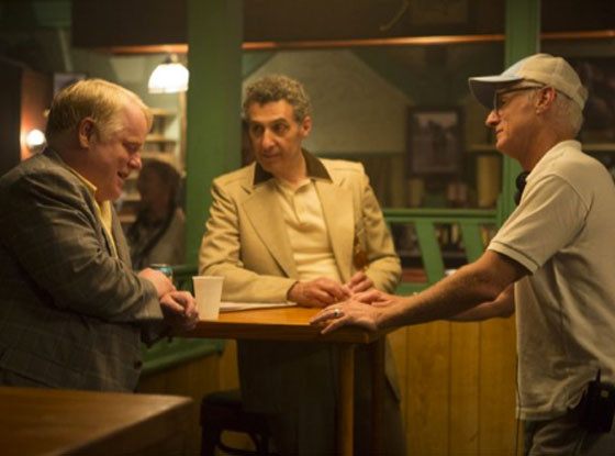 God's Pocket, Phillip Seymour Hoffman, John Slattery