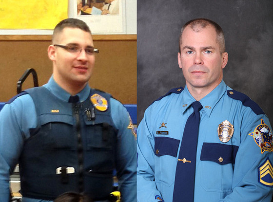 Trooper Gabriel Rich, Sergeant Patrick Scott Johnson