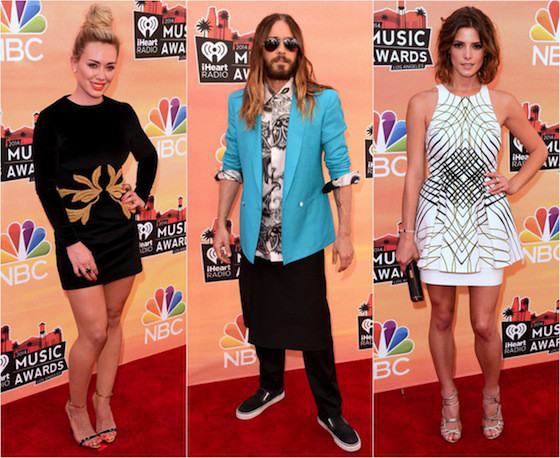 Looks iHeartRadio Music Awards