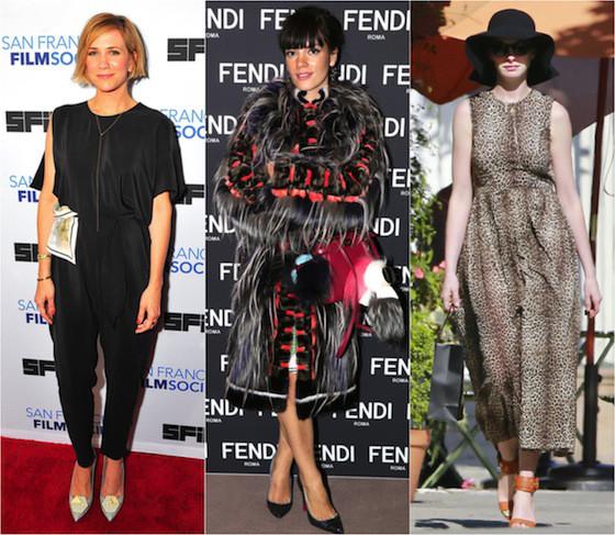 As famosas mais mal vestidas (de 28 de abril a 02 de maio)