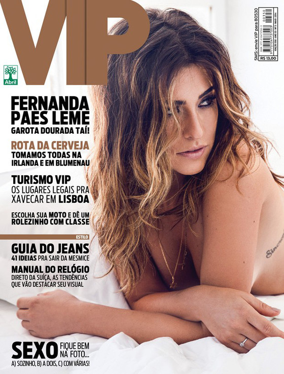 Fernanda Paes Leme VIP