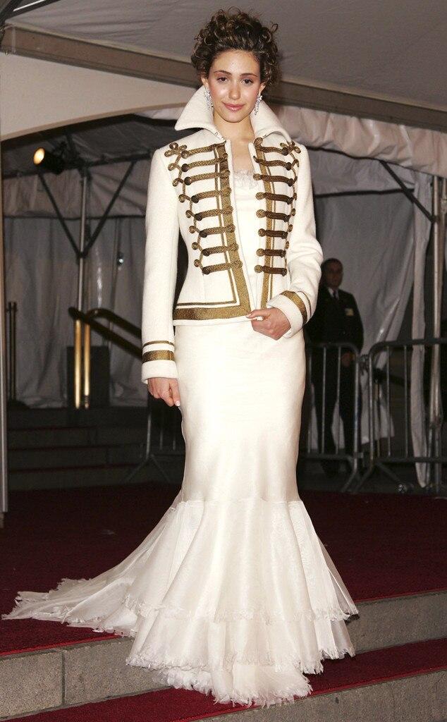 Emmy Rossum, MET Gala 2006