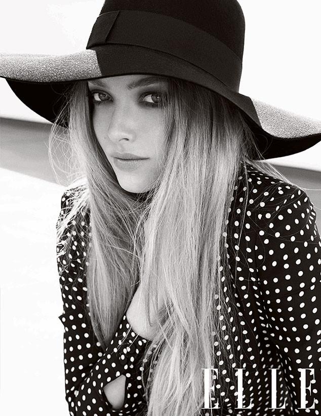 Amanda Seyfried, Elle UK Magazine