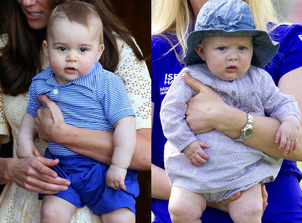 Prince George, Mia Grace
