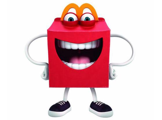 Happy, McDonald's