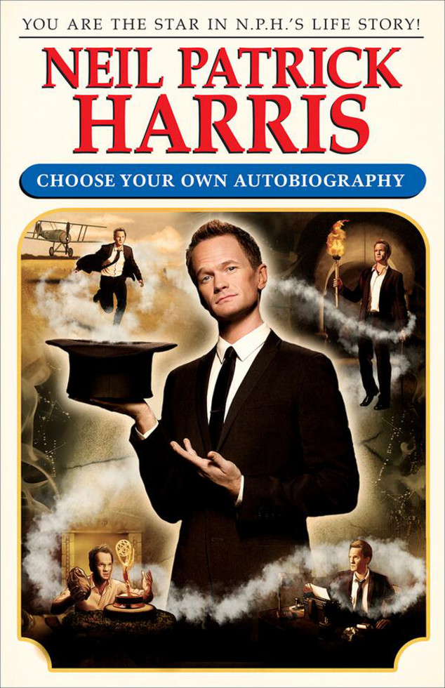 Neil Patrick Harris, Choose Your Own Autobiography