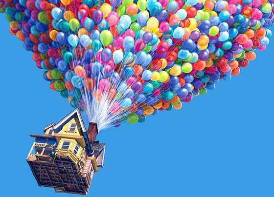 Up, Disney, Pixar
