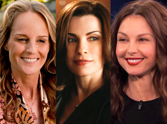 Helen Hunt, Ashley Judd, Julianna Margulies