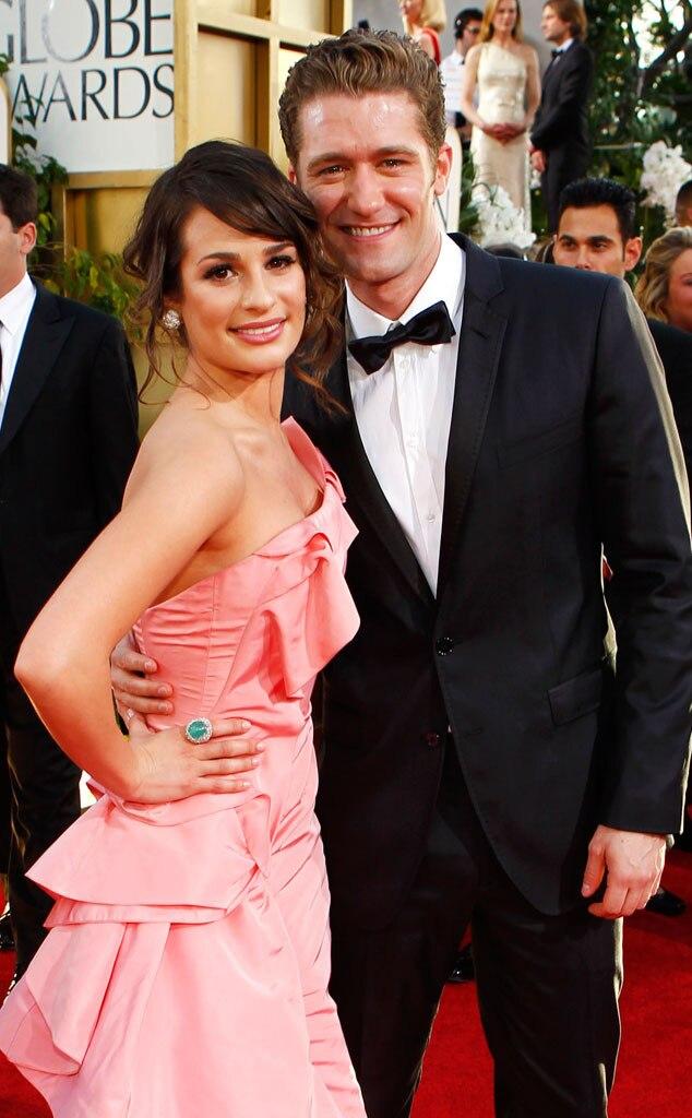 Cory Monteith Lea Michele dating 2010