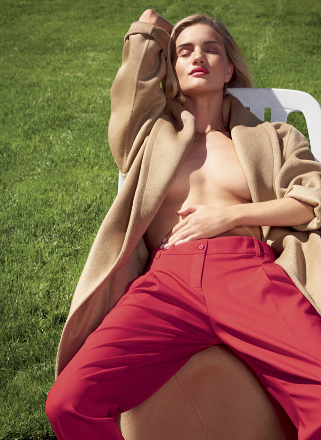 Rosie Huntington-Whiteley, V Magazine