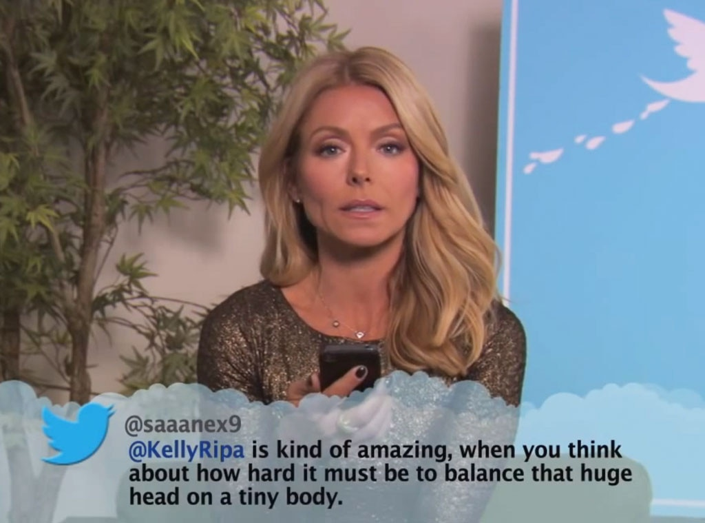Download Celebrity Reading Mean Tweets Videos - Dcyoutube