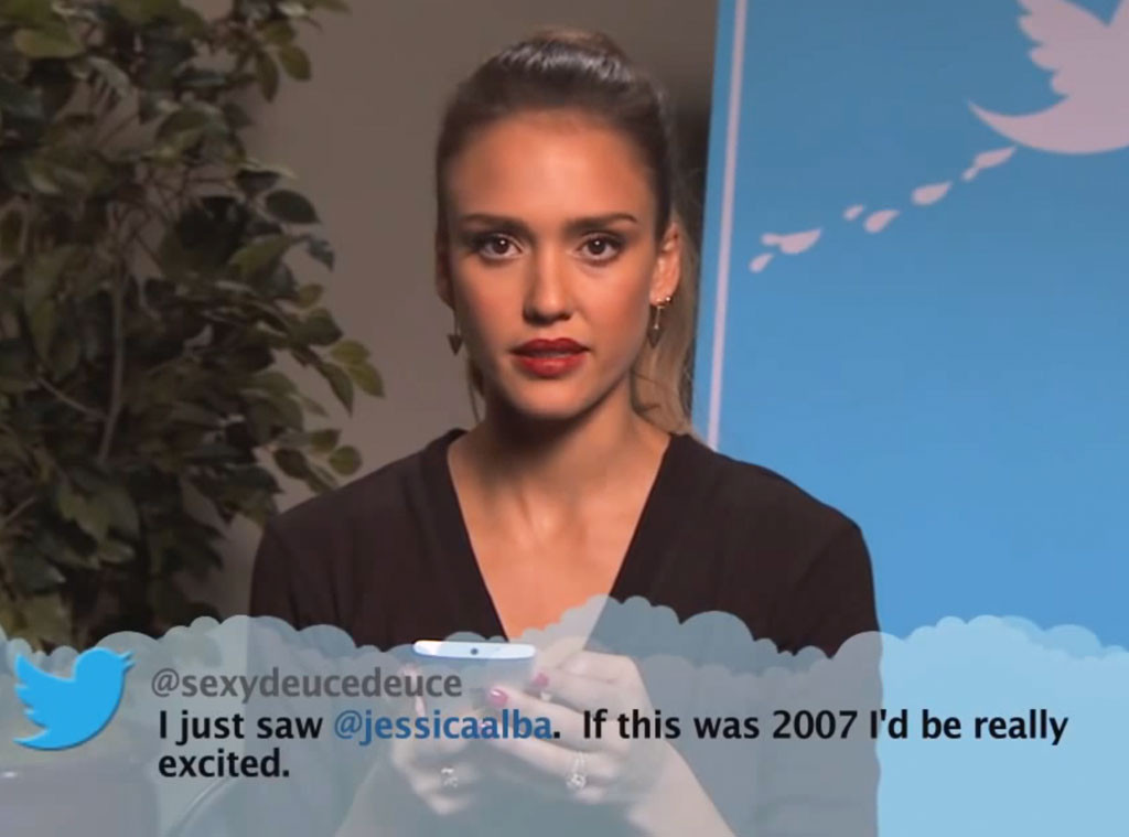 Celebrity Mean Tweets, Jimmy Kimmel Live, VIDEO 9