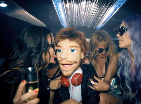 Ed Sheeran, Sing Video