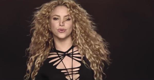 Shakira, La la la (Brazil 2014)