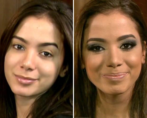 O antes e depois de anitta sem maquiagem e news anitta antes e depois da maquiagem altavistaventures Image collections