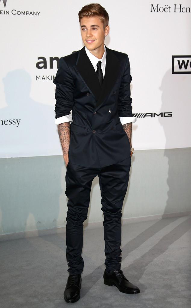 Justin Bieber, Cannes