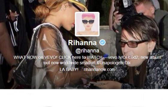 Rihanna briga com Charlie Sheen