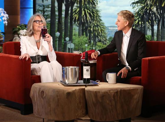 Diane Keaton, Ellen DeGeneres