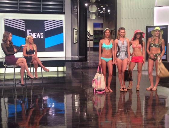 E! News, Swimsuits