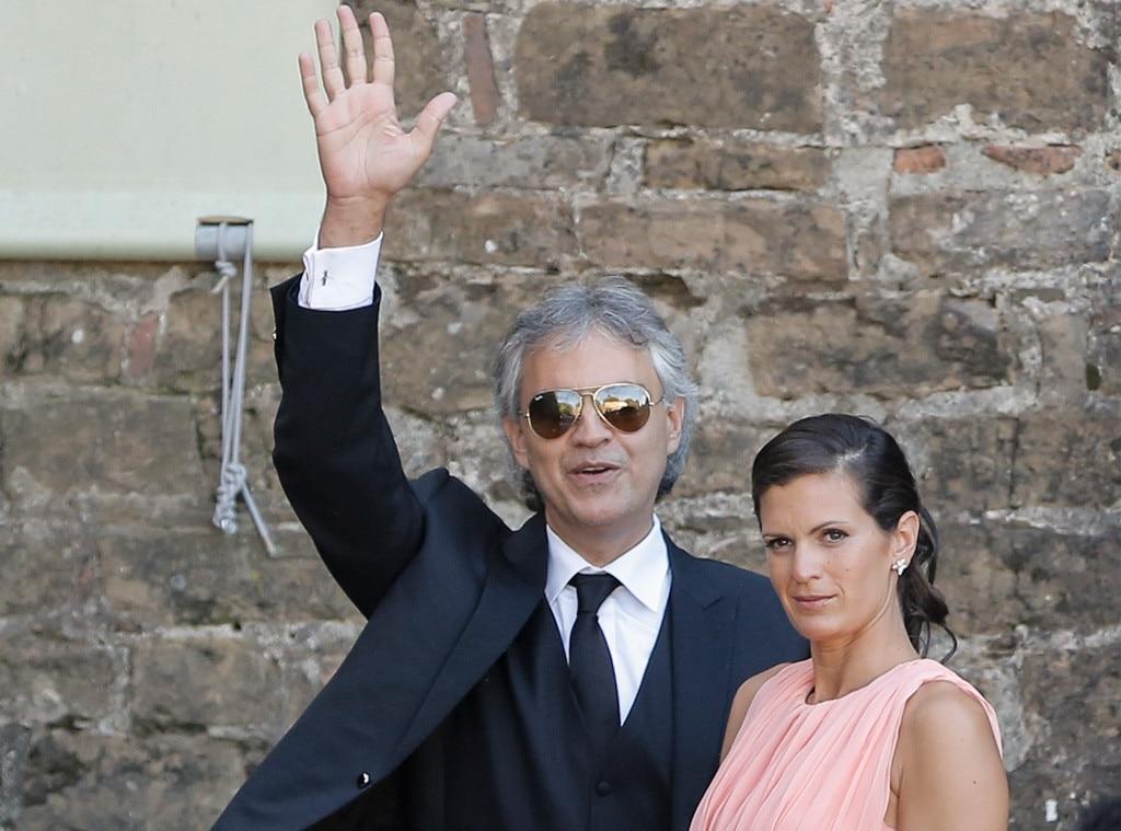 Andrea Bocelli, Kimye Wedding Guests