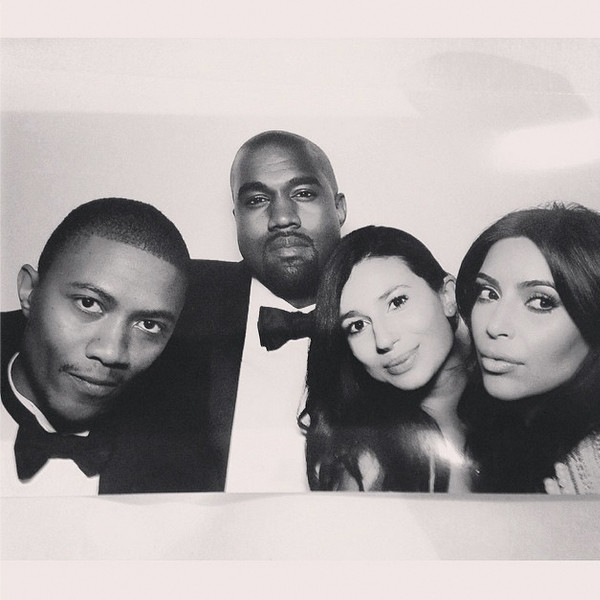 Kim Kardashian, Kanye West, Wedding, Instagram