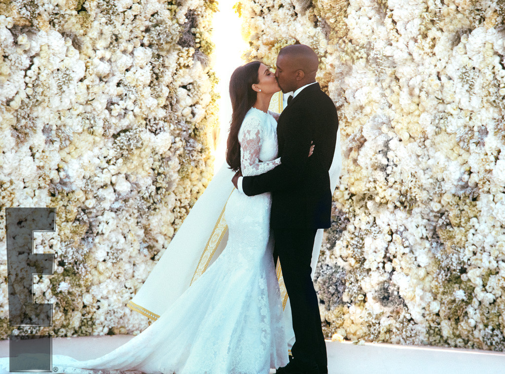 Kim Kardashian and Kanye West's First Photos as a Married Couple—See the Exclusive Pics of the Newlyweds!